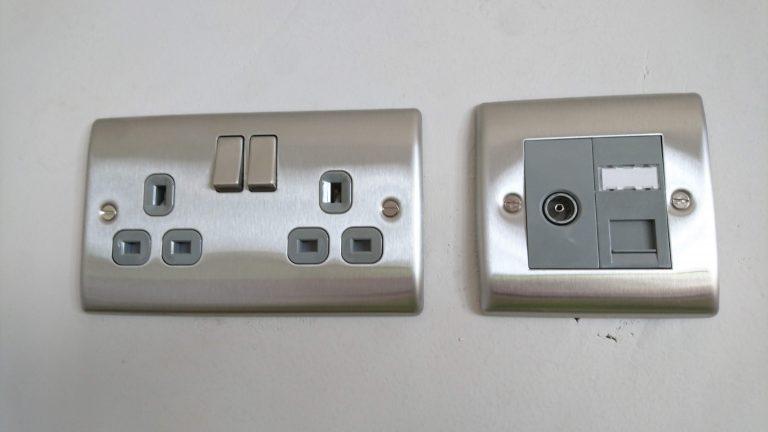 Plug Sockets Replaced Essex - TV Aerial Installed Essex CAT6 Cabling Essex