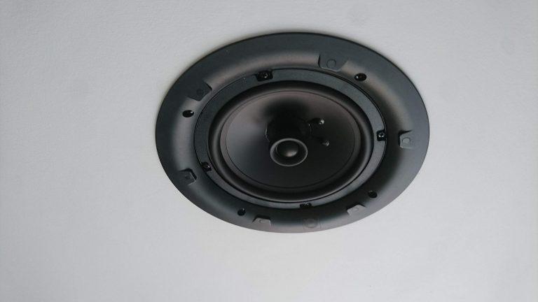 Ceiling speakers Installed Essex